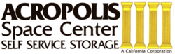Acropolis Space Center logo
